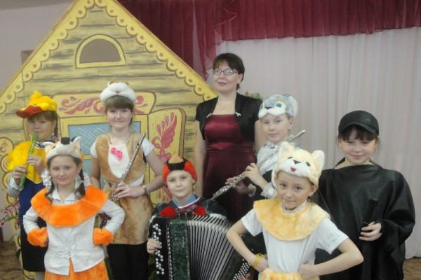 Лесная музыкальная школа